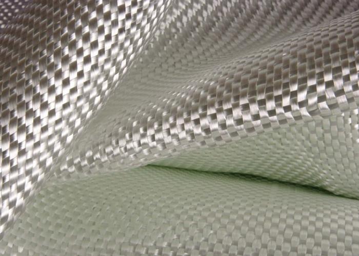 Fiberglass Folded Up Close Up Picture
